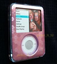 $25 BELKIN Alum & Acrylic Case~3rd Gen Apple IPOD Nano~F8Z238~covers LCD & wheel