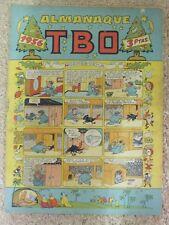 TBO Almanaque 1956