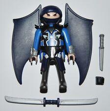 S09H07 Ninja con alas playmobil serie 9 5598