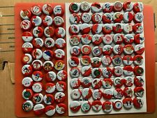 109 Bottle caps Gilden Koelsch Karneval Set Serie complete 2020