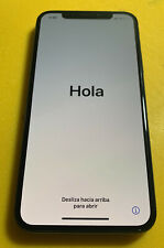Genuine OEM Original Apple Black iPhone X LCD OLED Screen Replacement Fair Cond