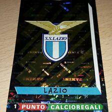 FIGURINA CALCIATORI PANINI 2000 SCUDETTO LAZIO ALBUM