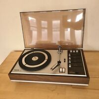 Philips 815 Stereo rare vintage Turntable Vinyl record player. UNTESTED