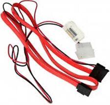 Supermicro Cable CBL-0282L SLIM DVD DRIVE SATA to SATA Cable 29inch Retail