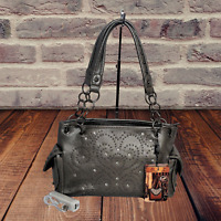 Montana West Purse Paisley Design Power Bank Western Country Cowgirl Handbag