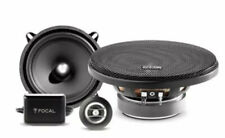 """FOCAL RSE-130 5.25"""" 50W RMS AUDITOR COMPONENT SPEAKERS SILK TWEETERS CROSSOVERS"""