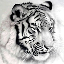 Tiger 5D Diamond DIY Painting Craft Kit Home Decor TN2F