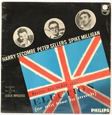 How to Win an Election (or not loose by much)  Harry Secombe, Peter Selers, Spik
