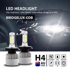 536W 62000LM CREE H4 9003 HB2 LED HEADLIGHT KIT LAMP Hi/Low BEAM BULBS Globes AU