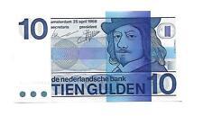 Nederland 10 Gulden 1968 Frans Hals UNC