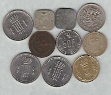 More details for ten netherlands & luxembourg 1884 to 1990 in fine or better condition