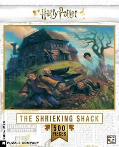 Harry Potter The Shrieking Shack 500 Piece Puzzle 457mm x 610mm (nyp)