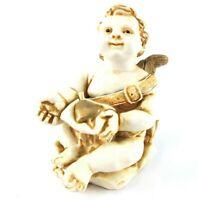 Harmony Kingdom HOMME - ANGELIQUE Collection Boy Angel Trinket Box Vintage