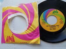 Bill Cosby - Grover Henson Feels Forgotten 1970 Soul Jazz R'N'B Funk 17.8cm Uni