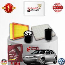 Set Service Filter + Öl VW Golf IV 1.6 16V 77KW 105CV von 2000 -> 2007