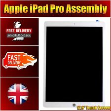"""White Apple iPad Pro ML0G2LL/A 12.9"""" LED LCD Screen Touch Digitizer Assembly"""