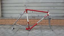 Vintage 80's Cicchetti steel bike frame telaio