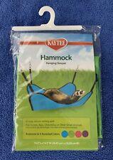 "Kaytee Hammock Hanging Sleeper for Small Pets 14.5""L x 14.5""W"