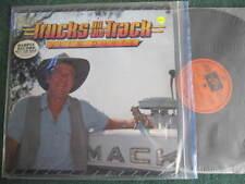 "TRUCKS ON THE TRACK SLIM DUSTY VINYL LP RECORD 12"" SAMPLE RECORD"