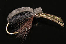 COLEOPTERE mouche SERENITY - qty/taille - dry fly fishing flies beetle seche