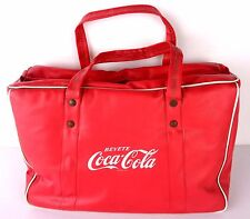 coca cola borsa frigo , vintage anni 80