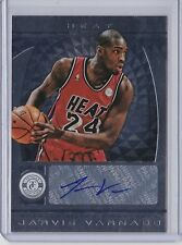 Jarvis Varnado 2013-14 Panini Totally Certified Totally Silver Signatures