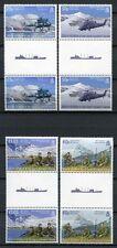 SÜD-GEORGIEN SOUTH GEORGIA 2007 Falkland-Krieg Militär Stegpaare 437-40 **