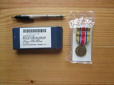 Medal set, Army Reserve/ National guard Achievement medal with ribbon New in box