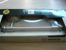 Moen DN4108BN Stockton Pivoting Tissue Roll Holder Brushed Nickel