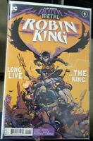 Robin King One Shot Comic First Print Batman Dark Nights Death Metal Unread NM