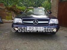 Mercedes R129 SL320 SL500 Grille Grille 90~02 1 Fin Black