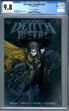 Dark Nights: Death Metal #3  Peach Momoko Variant Robin King 1st Print CGC 9.8