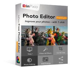 InPixio Photo Editor Premium Full Version Lifetime License Windows 7-10 Download