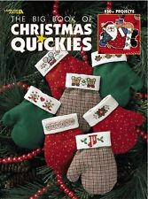 Cross Stitch Pattern BIG Book CHRISTMAS QUICKIES 250+ Projects Ornaments, Decor+