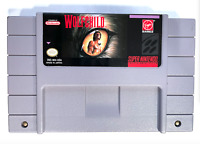 Wolf Child SUPER NINTENDO SNES GAME Tested + Working ++ AUTHENTIC!