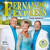 FERNANDO EXPRESS - DAS BESTE  2 CD NEU