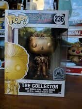 Funko Pop! Marvel: Guardians of the Galaxy - The Collector - Disney Exclusive