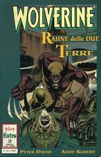 WOLVERINE 34 - RAHNE DELLE DUE TERRE - PLAY PRESS - A4