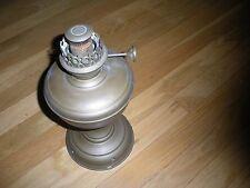 ANTIQUE 1888 TCHCO LOVELL & COMPANY BRASS OIL LAMP INTERNATIONAL SALE