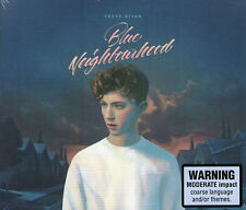 TROYE SIVAN Blue Neighbourhood DELUXE Edition CD 6 Bonus Tracks *New/Sealed*