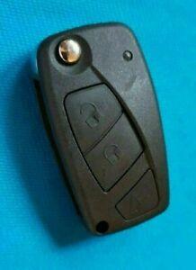 Fiat Panda 169 2003 - 2012  remote key fob circuit board unlocked 7941 chip
