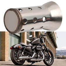 51MM Motorcycle Exhaust Muffler DB Killer Silencer Insert Baffle Can New