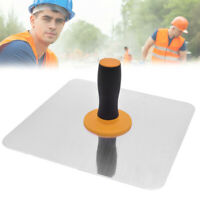 Aluminium Trowel Mortar Board Holder Construction with Handle Plastering Tool