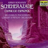Charles Mackerras - Rimsky-Korsakov: Scheherazade; Capriccio Espagnol [CD]