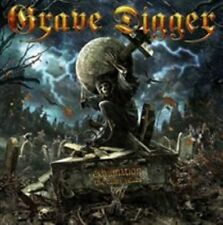 GRAVE DIGGER - EXHUMATION: THE EARLY YEARS NEW CD