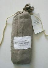 Nwt Restoration Hardware Stonewashed Belgian Linen King Pillow Sham Prairie