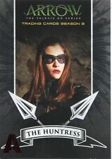Arrow Season 2 Red Foil Parallel Archers Chase Card A2 The Huntress