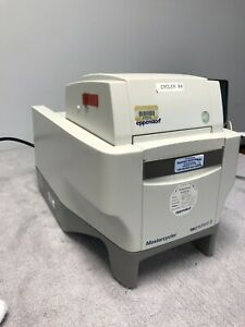 EPPENDORF 5345 MASTER CYCLER ep GRADIENT S 96-Well Block Thermal Cycler warranty