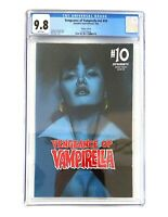 VENGEANCE OF VAMPIRELLA #10 CGC 9.8  GORGEOUS NEW SLAB WHITE PAGES.