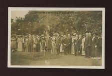 Gloucestershire Glos GLOUCESTER Coronation Festivities 1911 planting tree PPC